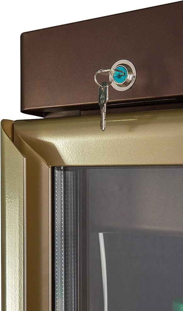Холодильный шкаф CARBOMAЛЮКС R560 Св - 4