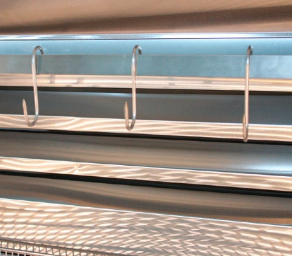 Холодильный шкаф CARBOMA M700GN-1-G-HHC 9005 - 8