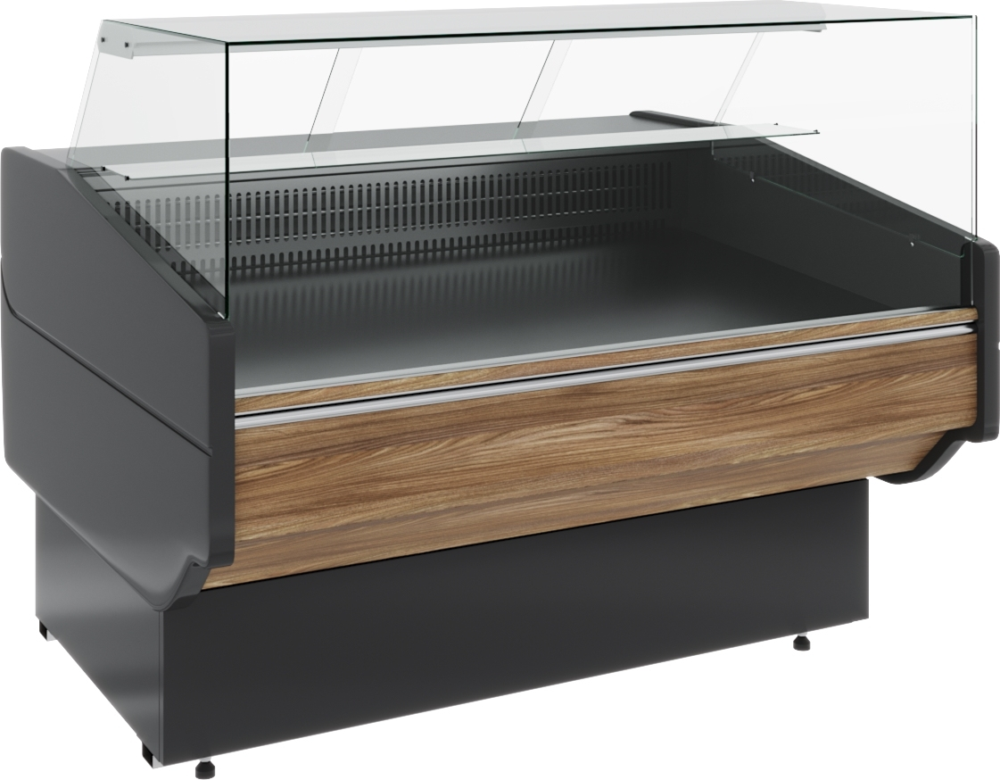 Холодильная витрина CARBOMA GC120 SM 1.5-1 - 4