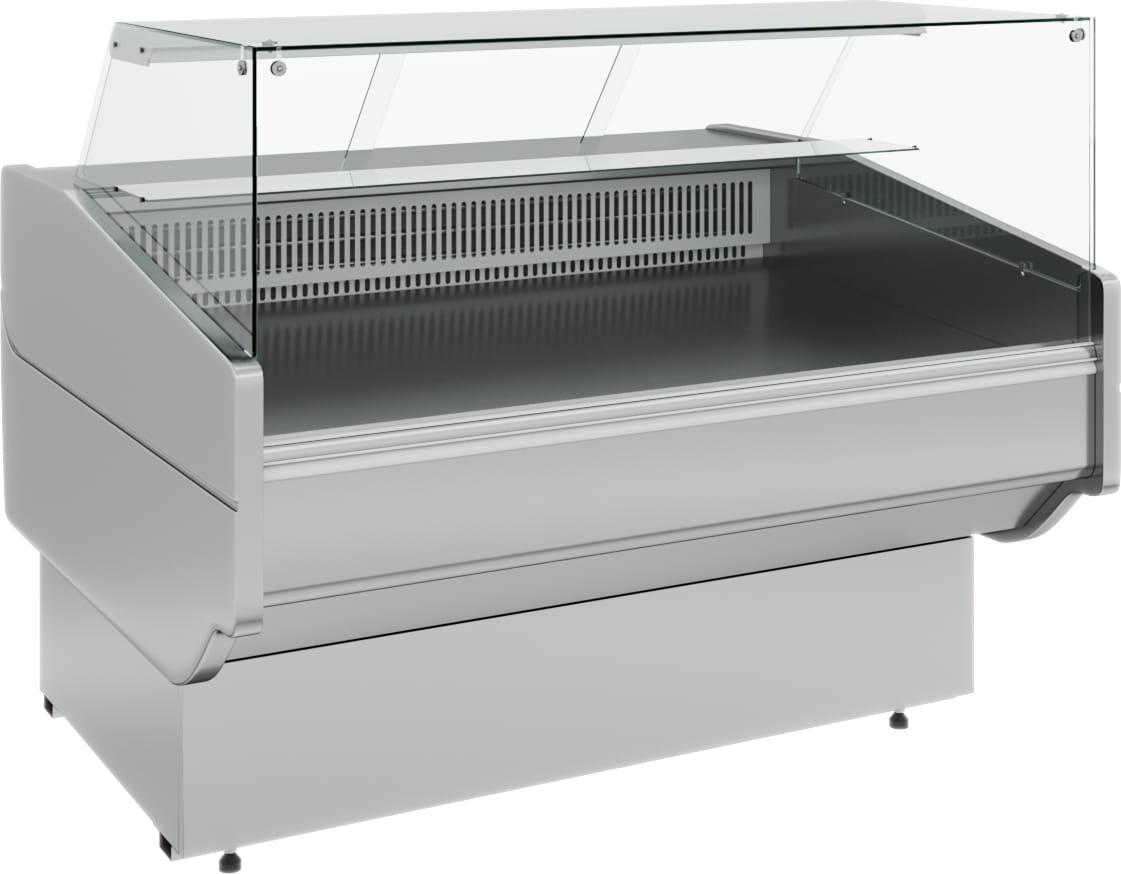 Холодильная витрина CARBOMA ATRIUM 2 GC120VM1.25-1 - 2