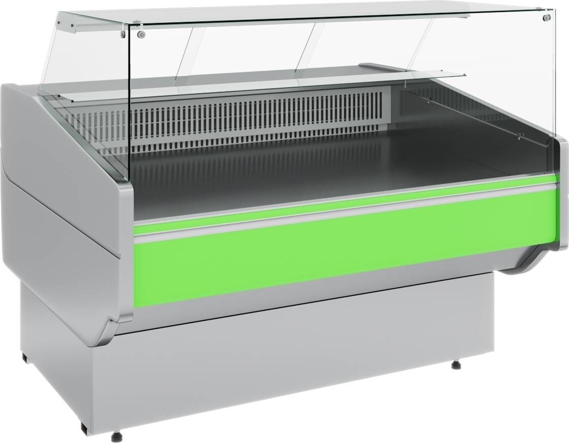 Холодильная витрина CARBOMA ATRIUM 2 GC120VM1.25-1 - 5