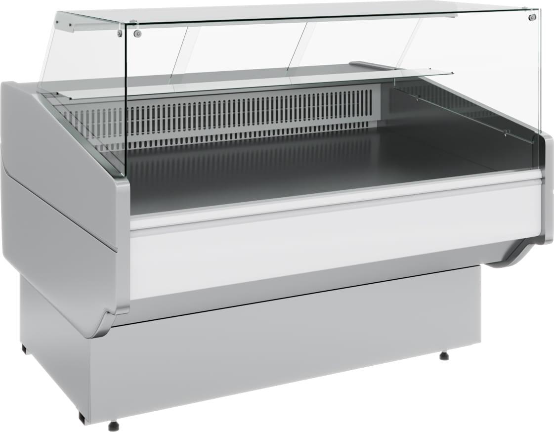 Холодильная витрина CARBOMA ATRIUM 2 GC120VV1.25-1 - 3