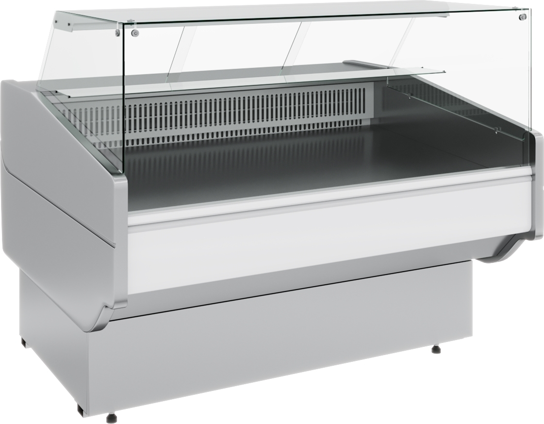 Холодильная витрина CARBOMA ATRIUM 2 GC120VV2.5-13004 - 3