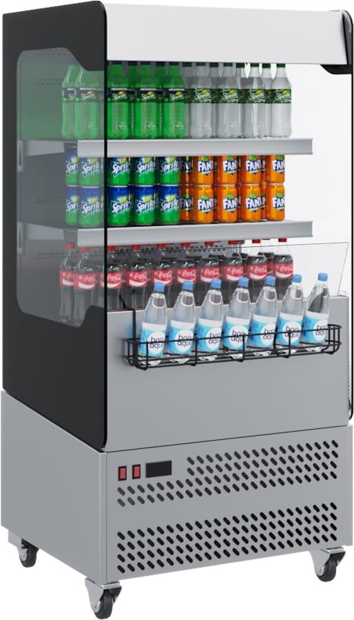Холодильная горка CARBOMA VIVARA FC 14-06 VM 0.7-2 0430 - 1