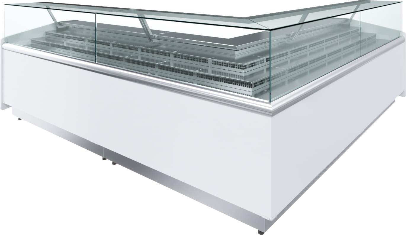 Холодильная витрина CARBOMAVISION KC82SM5-02 (левый модуль) - 3