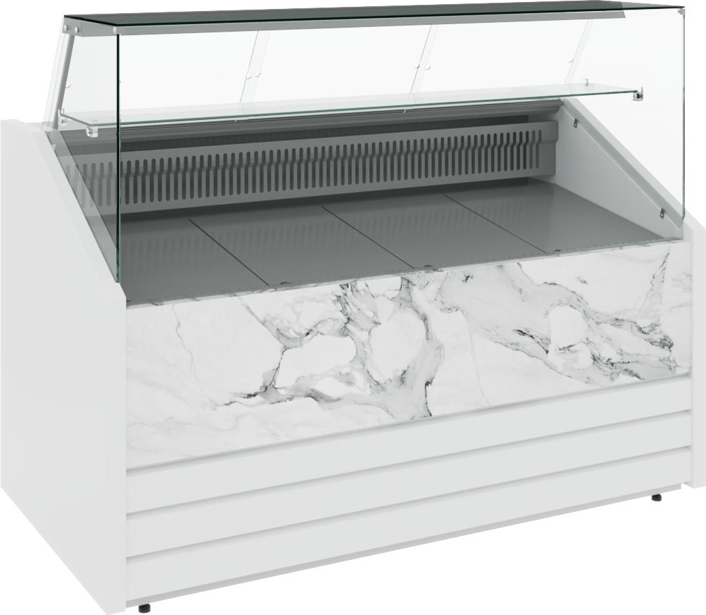 Тепловая витрина CARBOMA COLORE GС75 SH1.2-1 9006-9003 - 15