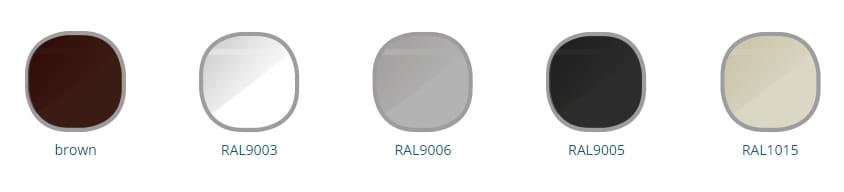 Холодильный шкаф CARBOMA D4 VM 400 HHC 9005 - 3