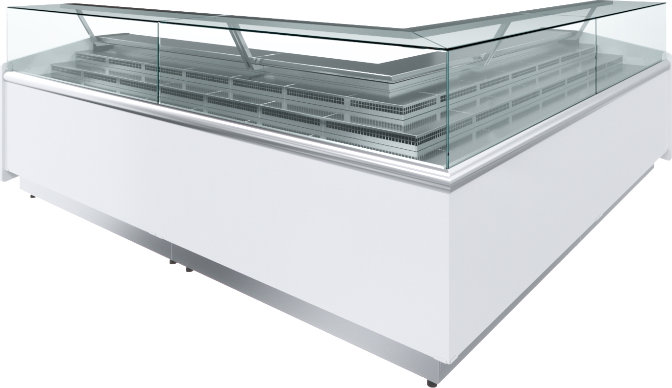 Нейтральная витрина CARBOMAVISION KC82N1.0-1 - 3