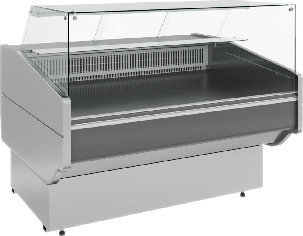 Холодильная витрина CARBOMA ATRIUM 2 GC120VM1.25-13004 - 1
