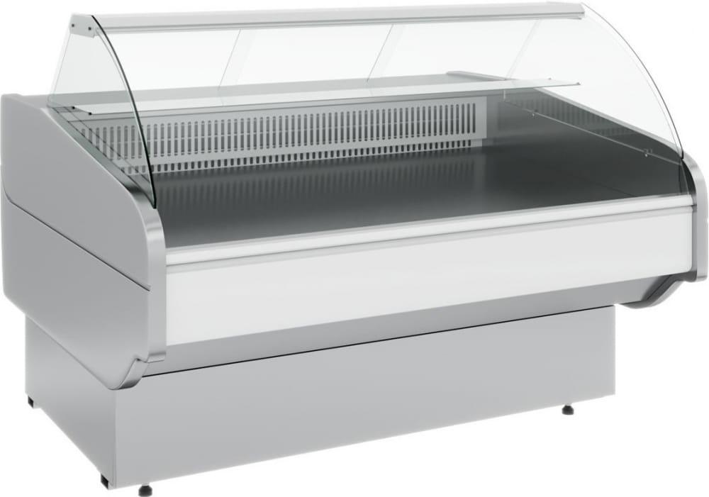 Холодильная витрина CARBOMA ATRIUM G120VM-5(внешнийугол) - 1
