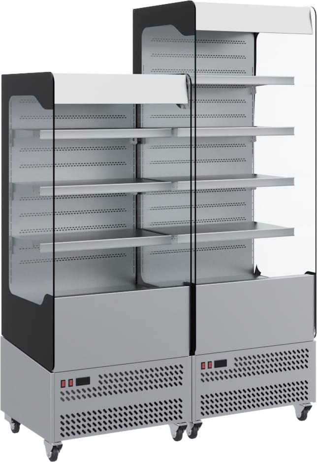 Холодильная горка CARBOMA VIVARA FC 18-06 VM 0.7-2 0430 - 2