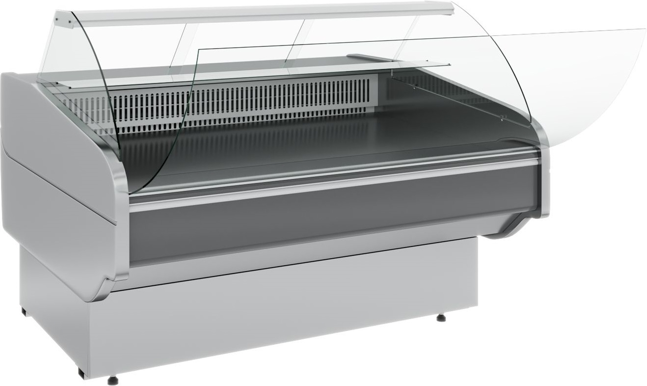 Холодильная витрина CARBOMA ATRIUM G120SV1.25-1 - 4