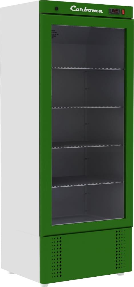 Холодильный шкаф CARBOMA V560С - 2