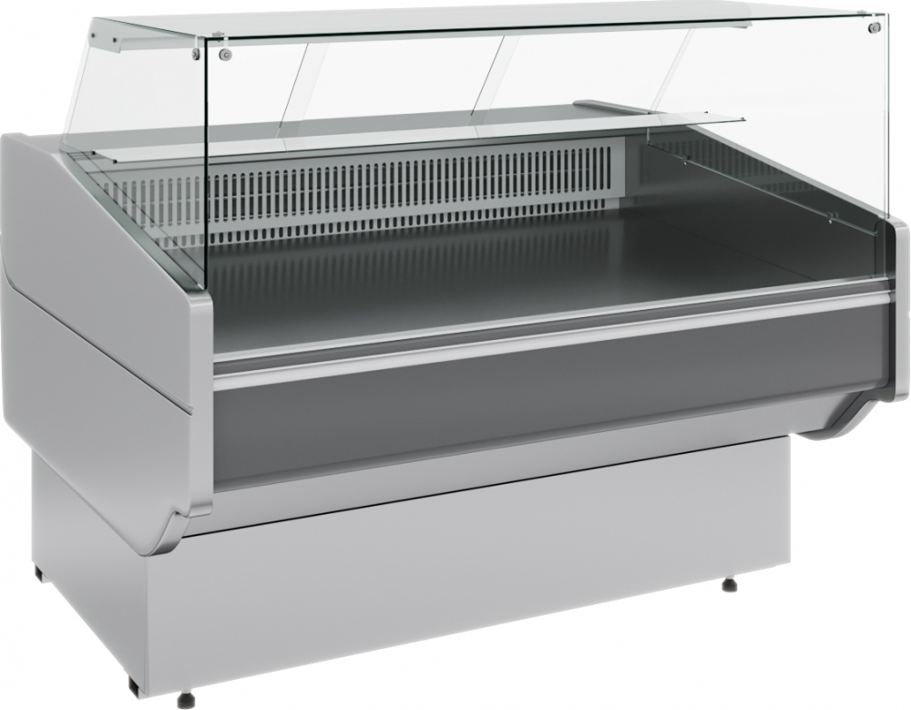 Холодильная витрина CARBOMA ATRIUM 2 GC120VM1.5-13004 - 1