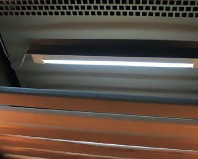 Холодильный шкаф CARBOMA M700GN-1-G-MHC 0430 - 6