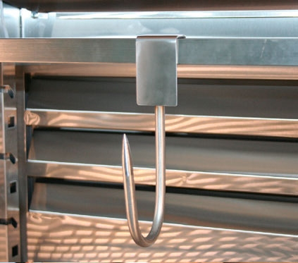 Холодильный шкаф CARBOMA M700GN-1-G-HHC 9005 - 9