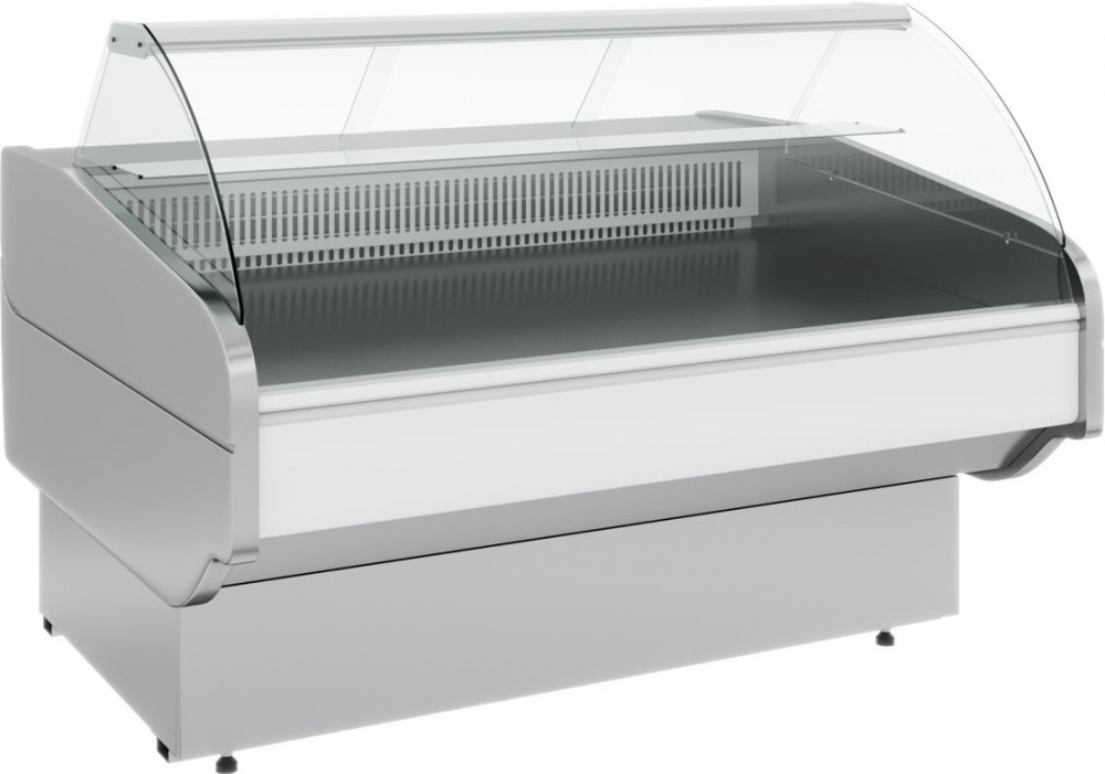 Холодильная витрина CARBOMA ATRIUM G120VM-6(внутреннийугол) - 1