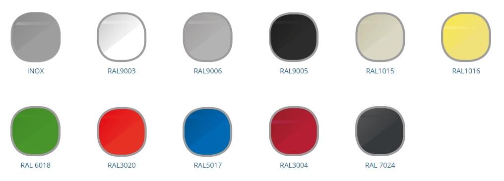 Нейтральная витрина CARBOMA 1.2 Арго XL (A57N1.2-1) - 3