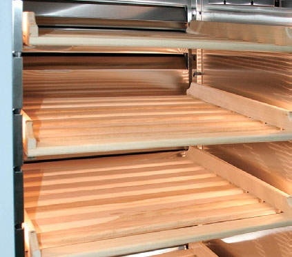 Холодильный шкаф CARBOMA M700GN-1-G-HHC 9005 - 7