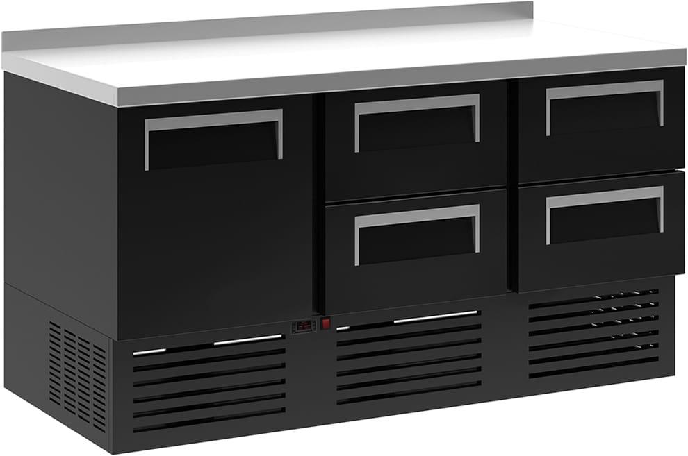Холодильный стол CARBOMA T70 M2GN-2 9006 - 1