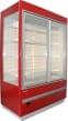 Морозильная горка CARBOMA CUBE FC20-08VL1.3-10300