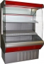 Холодильная горка CARBOMA ВХСп-1.9 CRETE (F20-08VM1.9-2) 0011-3020